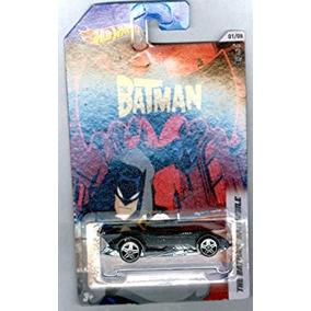 Coleccionable Hot Wheels 2012 De La Serie Batman Batman Bat
