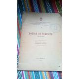 Codigo De Transito - Eva Peron - 1952 - Envios