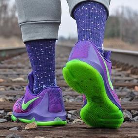 Tenis Nike Kevin Durant Kd Suit 8 27.5mx 749375 Basketbol