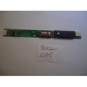 Inversor Usado Original De Laptop Toshiba L505