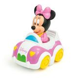 Autito Coche Minnie Mini Car Con Sonido Disney Baby