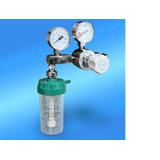 Regulador De Oxigeno Medicinal Con 2 Manometros
