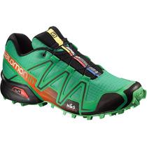 Zapatillas Salomon Speedcross 3 -colores Nuevos - Originales