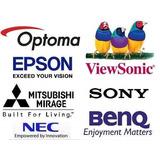 Lámpara Proyector Optoma Viewsonic Acer Sony Nec Lg Benq Hp
