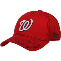 New Era Nacionales Washington Gorra Mlb 39thirty Mod Neo S/m