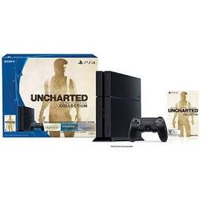 Ps4 Edición Uncharted Collection // 500gb