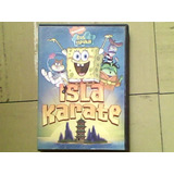Dvd Bob Esponja, Isla Karate