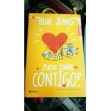 Libro Puedo Soñar Contigo Blue Jeans Nuevo Original Planeta
