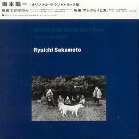 Cd Ryuichi Sakamoto Minha Vida Como Um Filme - Japones