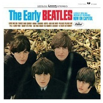 Cd Beatles The Early Beatles 2014 Us Album Importado