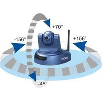 Servidor De Camera Ip Trendnet Via Internet Pan & Tilt - Tv-