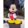 Centros De Mesa Minnie O Mickey Mouse Cotillon Cumpleaños