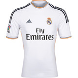 Camiseta Real Madrid Titular Original adidas Temporada 2014