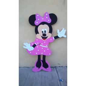 Figuras Mimi Y Mickey De Un Metro Y Personalizados