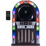 Sistema De Altavoces Craig Cht955 Bluetooth Cd Jukebox Con