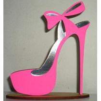 20 Souvenirs Zapato Fibrofacil + 1 Central Souvenirs 15 Años