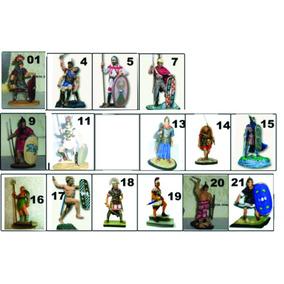 Soldados Romanos Chumbo Miniatura - Valor Unitario