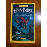 Harry Potter Y La Piedra Filosofal Tapa Dura