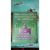 Antonio De Beas, Organización Y Administración De Empresas