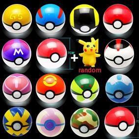 13 Pokebolas Todos Los Diseños Pokemon Original Envío Gratis