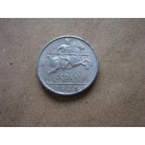 Moneda De Diez Centavos De España Año 1941