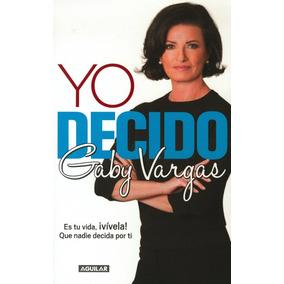 Libro Yo Decido / Gaby Vargas / Op4
