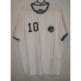 Camisa New York Cosmos Estados Unidos Retro Futebol Gg .