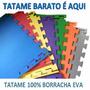 Tatame De Luta Barato É Aqui Eva 100x100x15mm Terra Fitness