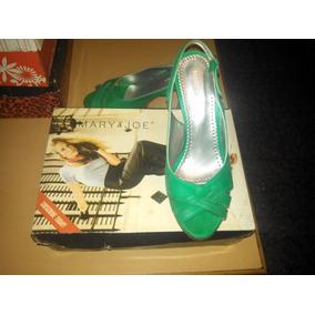 Zapatos Mary & Joe Numero 39