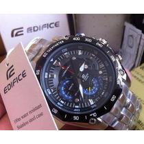 Relógio Casio Edifice Red Bull F1-ef -550 Roriginal Completo
