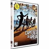 Dvd Capitães De Areia - Filme De Jorge Amado