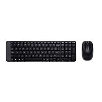 Logitech Wireless Combo Mk220 - Teclado + Mouse S/ Fio Abnt2