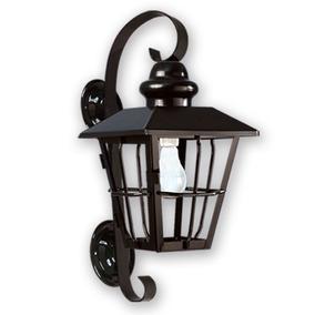 Faroles exterior iluminaci n para el hogar en mercado - Lamparas estilo colonial ...