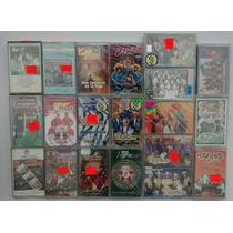 Cassette Norteño Tejano Banda Tropical Grupero Nuevos T