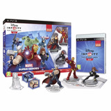 Disney Infinity (edicion 2.0) Ps3 - Saga Marvel Super Heroes