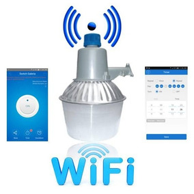 Wifi Lámpara Tipo Poste App On-off