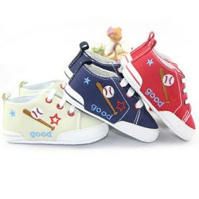 Tênis Sapato Sapatinho Bebê Antiderrapante Importado