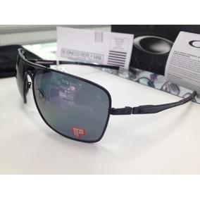 Oculos Oakley Plaintiff Polarizado + Saquinho Original - Óculos no ... ae539feb13