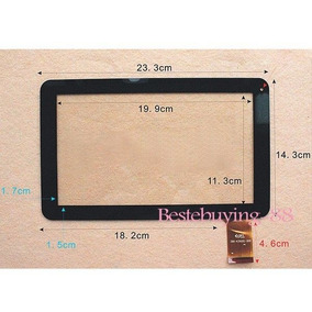 Touch Pantalla Playtab 9 Play Tab Hd Tableta Wf-358-090f-2