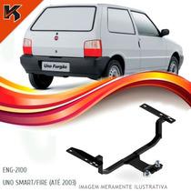 Engate De Reboque Engetran Fiat Uno Smart .../2003