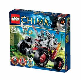 Lego Chima 70004 Tanque & Wakz, Winzar & Équila
