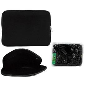Capa Protetora Para Tablet E Netbook 10 Preto