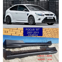 Faldones Ford Estribos Laterales Focus Rs St 2007-2011