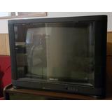 Tv Color 20 Noblex Mod 20-tc601 Con Control Remoto