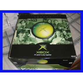 Xbox 1 Classico 1 Geração Console Novo Aparelho Videogame