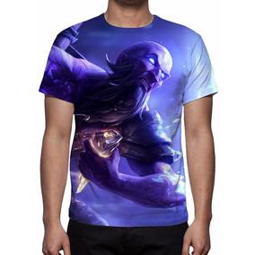 Camisa, Camiseta League Of Legends Ryze O Mago Rúnico