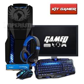 Cpu Gamer + Monitor19 Amd A4 7300/ 1tb/ 16gb/ Hd 8470d