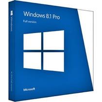 Windows 8.1 Pro Retail Licencia Original Envío Inmediato