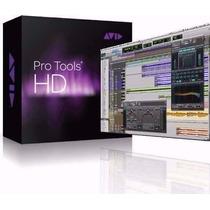 Pro Tools 10.3.7 Hd | Mac El Capitan | + Melodyne + Nectar
