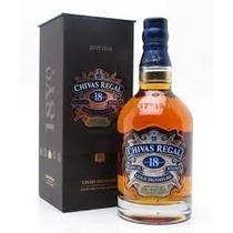 Whisky Chivas Regal 18 Años 750 Ml En Estuche